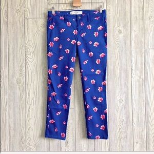 Abercrombie & Fitch Size 27 Skinny Floral …